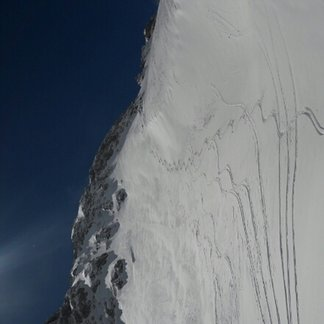 Zugspitze - good on parts, sun affected on others - ©anonymous