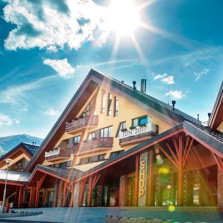 Horský hotel s vôňou jabĺk a dreva - ©archív TMR