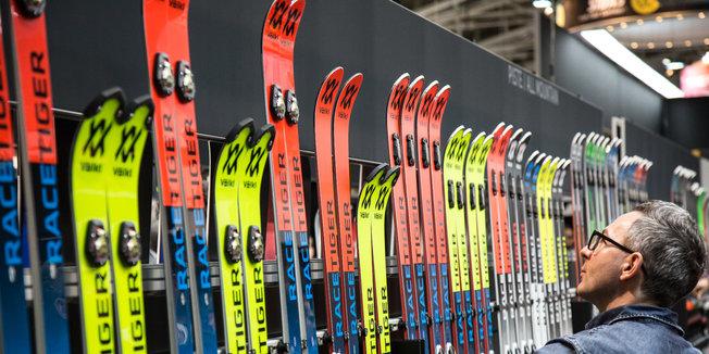 ispo munich: Bilder von der Sportfachmesse in München - ©Skiinfo