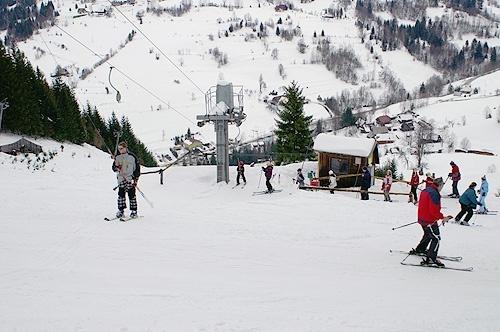Ski Kozinec - Zázrivá