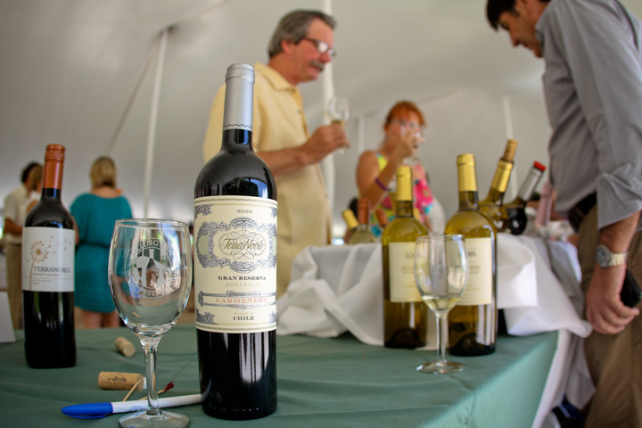 Head to the Green Mountain State of Vermont to sip on some of the finest wines in the world at the Killington Wine Festival in July. - ©Killington Resort