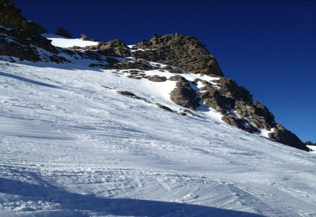 blue bird days. you are looking at the top of shirley bowl.