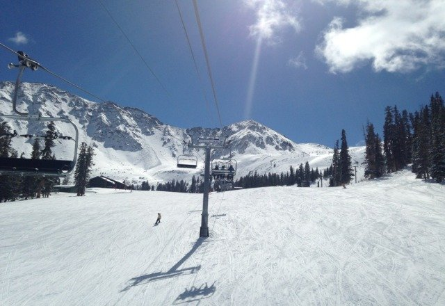 awesome weekend at a-basin!