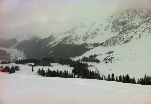 Forgot to post my pic. May 30 powder day! This is why i live here! Love CO!