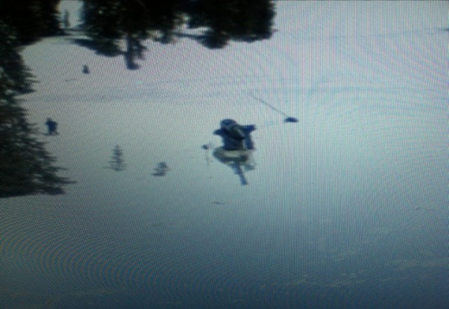 Little fun @ Stone Creek Chutes this past weekend...snow was awesome...just gotta look for it!