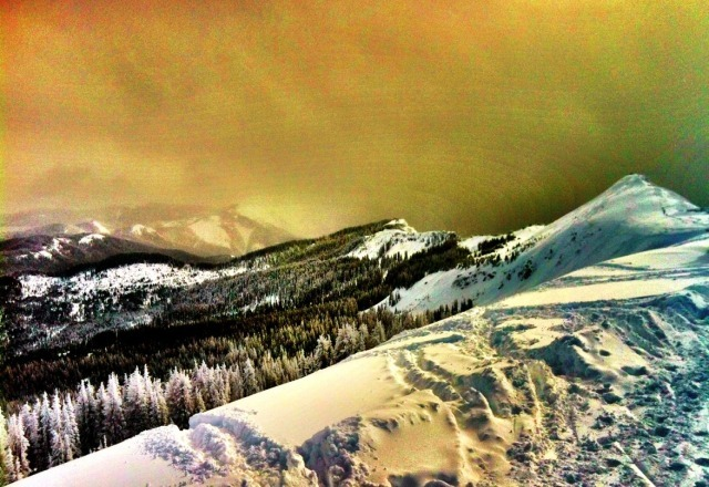 You dont ride park in powder paradise! my report, features and powder galore enjoy!