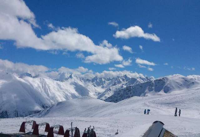 bit of a blue bird on Tuesday, needed it after two massive dumps of snow. surely livingno is the most snow sure resort in Europe!