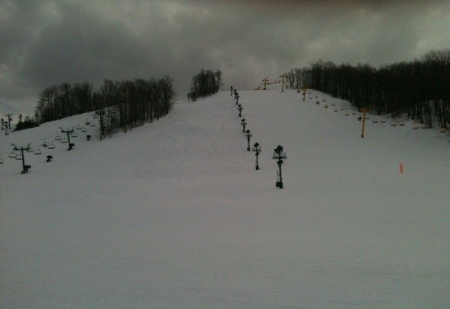 great conditions and short lift lines.