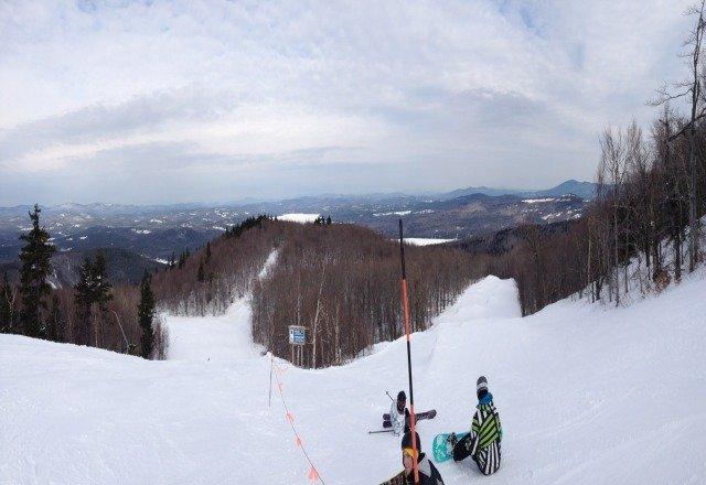 great day saturday.. sweet panorama