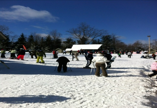 $5.50per inch of snow ,