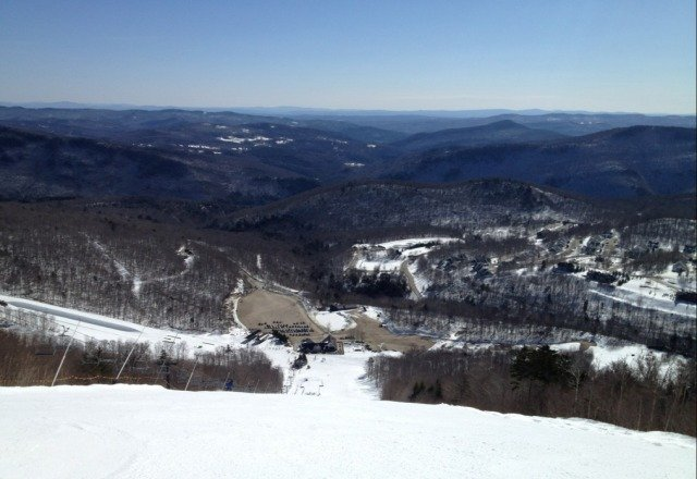 Outter Limits is groomed! bluebird.