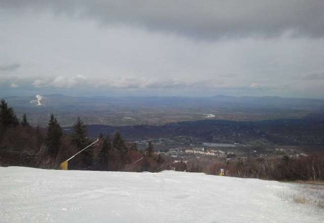 everytime I go to Stratton its a blast. unfortunately I have to lay down my skiis for few for AFBMT.  last place I go.is Stratton and.the first place I.go.when im back will be Stratton!!!!