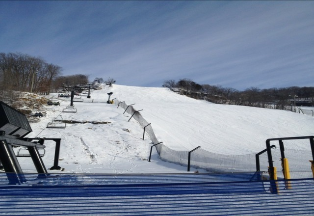 great conditions today!!