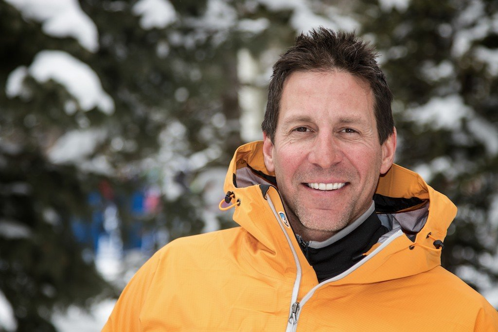 Erik Schlopy: Three-time Olympian and seven-time National Alpine skiing Champ, super dad