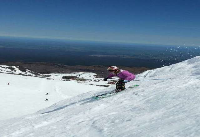 Great spring skiing this year.  cant wait until 2014.