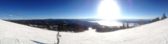 Good day on high noon