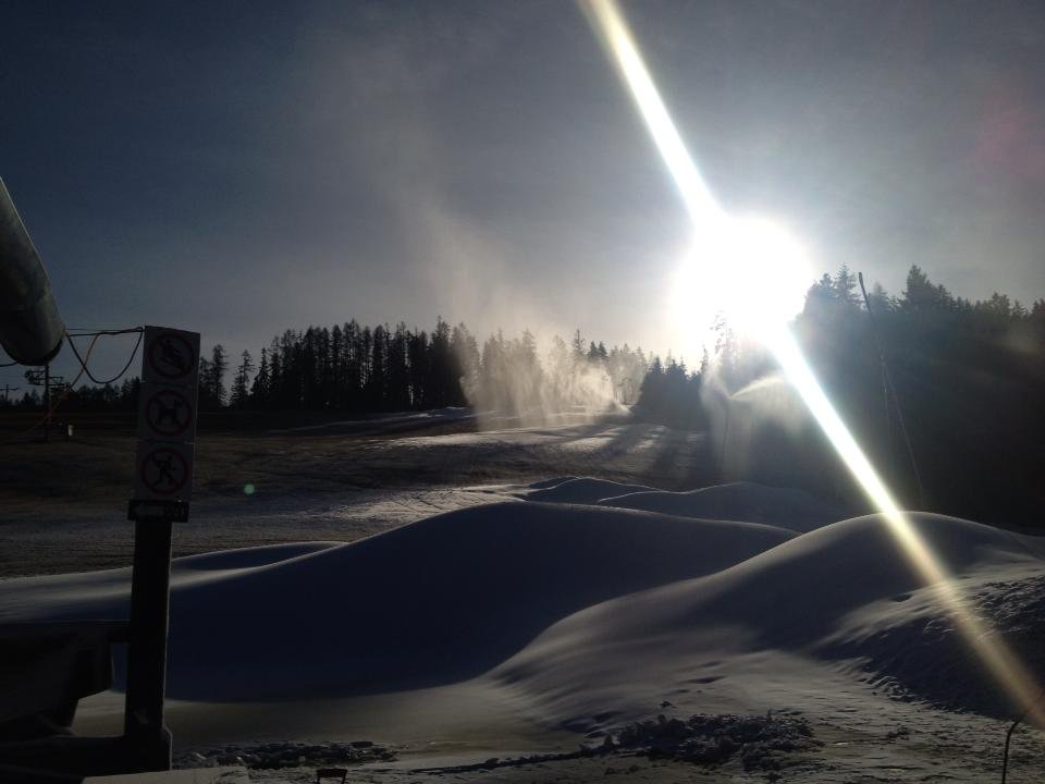 Ski centrum Kubašok - ©Ski centrum Kubašok FB