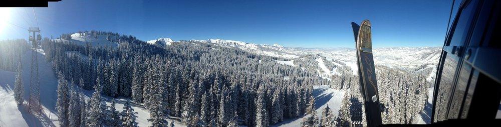 wahoo the skiing has been epic this week, best opener ever:)