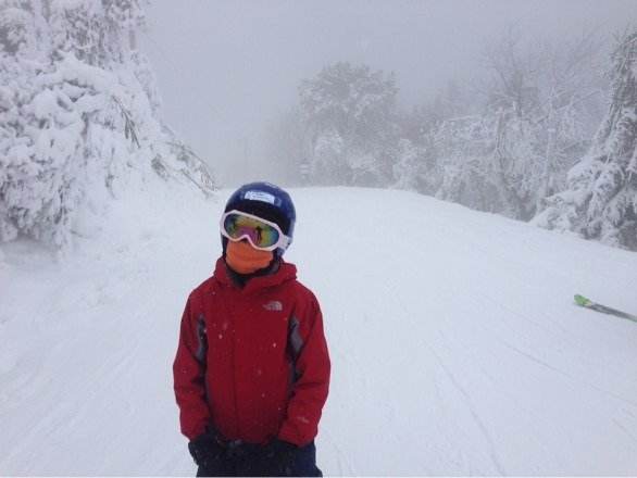 Great conditions. King tut is good condition. No lines. Fresh power. Great day to ski