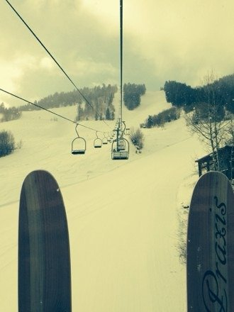 1st chair 1A 2013/14. Conditions are sick!