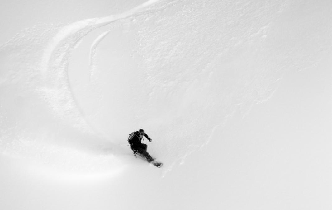 Shuksan Arm in Mt Baker backcountry in Washington off Chair 8Photo by Judd Hall/Flickr