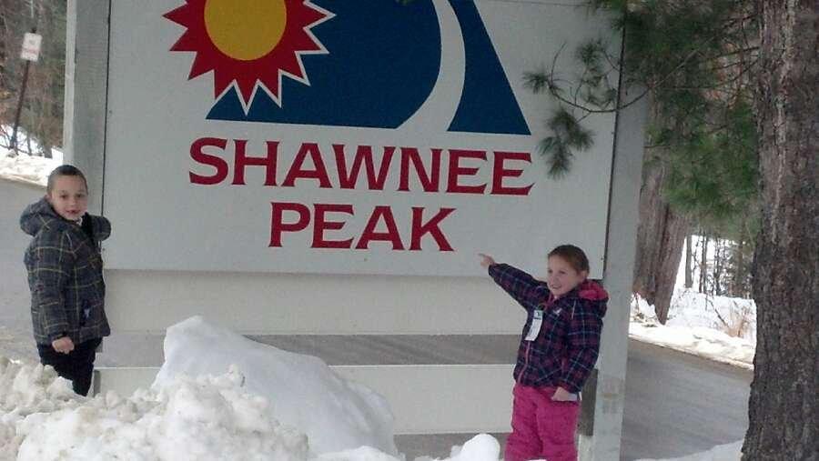 Great weekend of skiing!