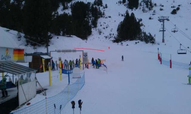 great conditions on piste and more snow forecast so fresh powder from tomorrow