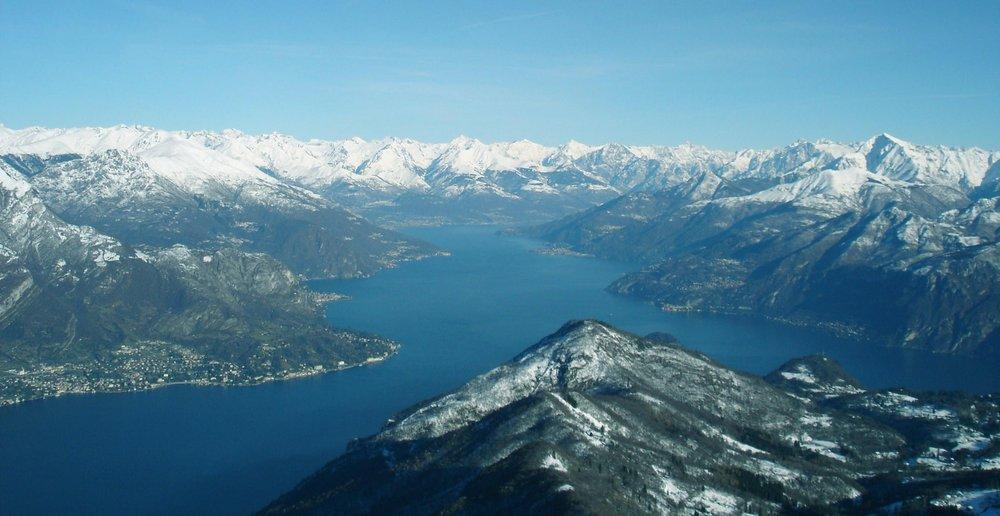 Monte San Primo - Panorama - ©Montesanprimo.com
