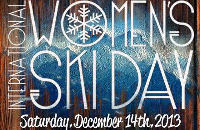 K2 Skis Hosts International Women's Ski Day