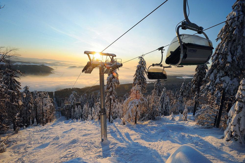 Skiresort Buková hora - ©Skiresort Buková hora