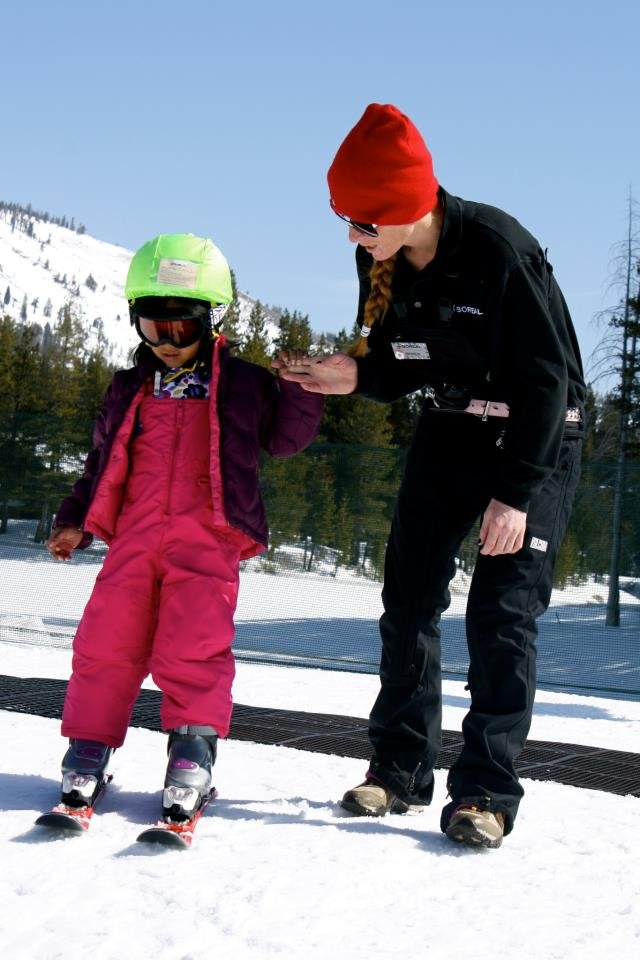 Take three lessons at Boreal and get a free 2013/2014 season pass.  - ©Boreal Resort