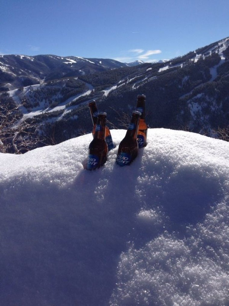 great day at Buttermilk yesterday