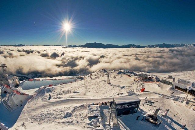 Burton European Open 2014 - ©Burton Snowboards / Marcel Laemmerhirt