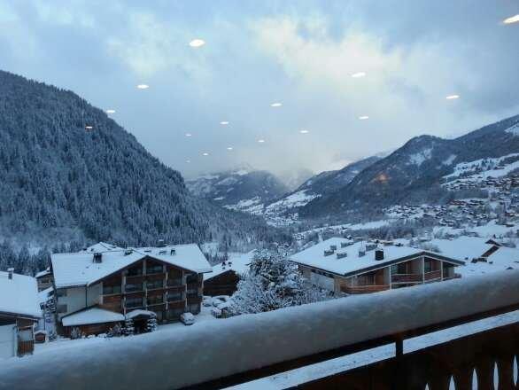 New snow!!!!!!