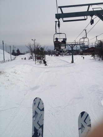 Great pow Pow here! Get here and shred the gnar!!!!