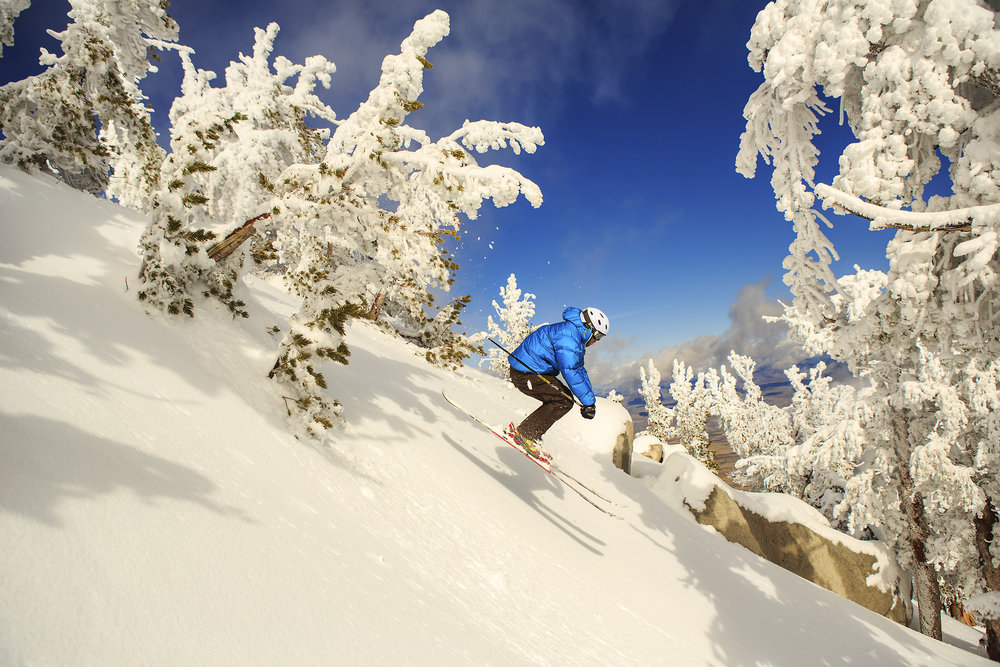 Best conditions of the season at Lake Tahoe resort this week.  - ©Heavenly Ski Resort