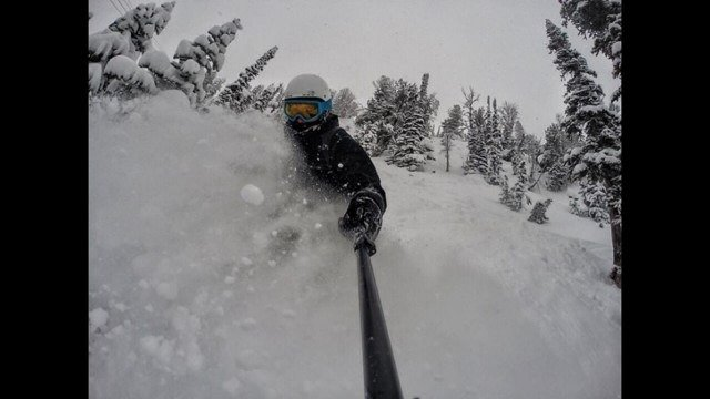 Powder for dayssssssss