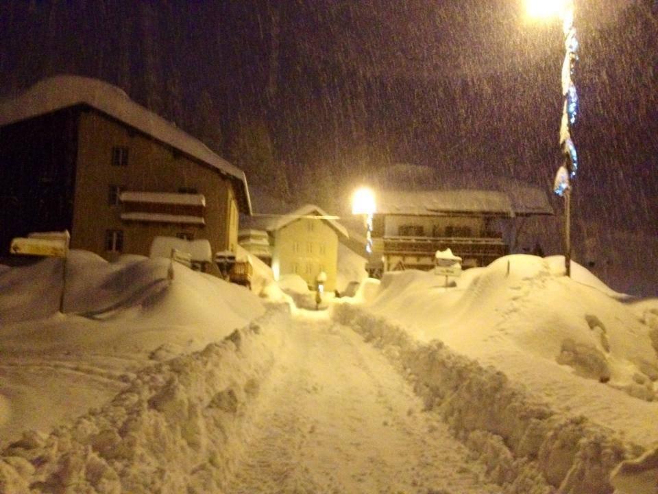 Arabba, Dolomites Jan. 31, 2014