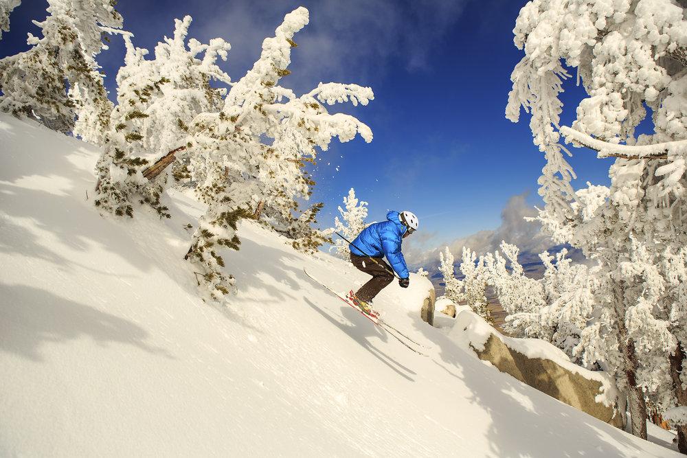 Best conditions of the season at Lake Tahoe resort this week.  - ©Heavenly Ski Resort