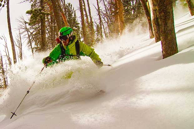 Find your own stash on our 5,750 acre powder playground.