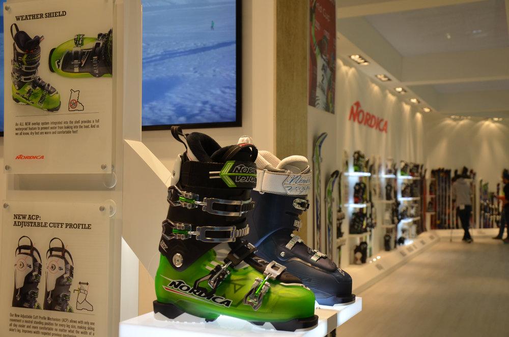 Nordica NRGy Pro1 ski boots