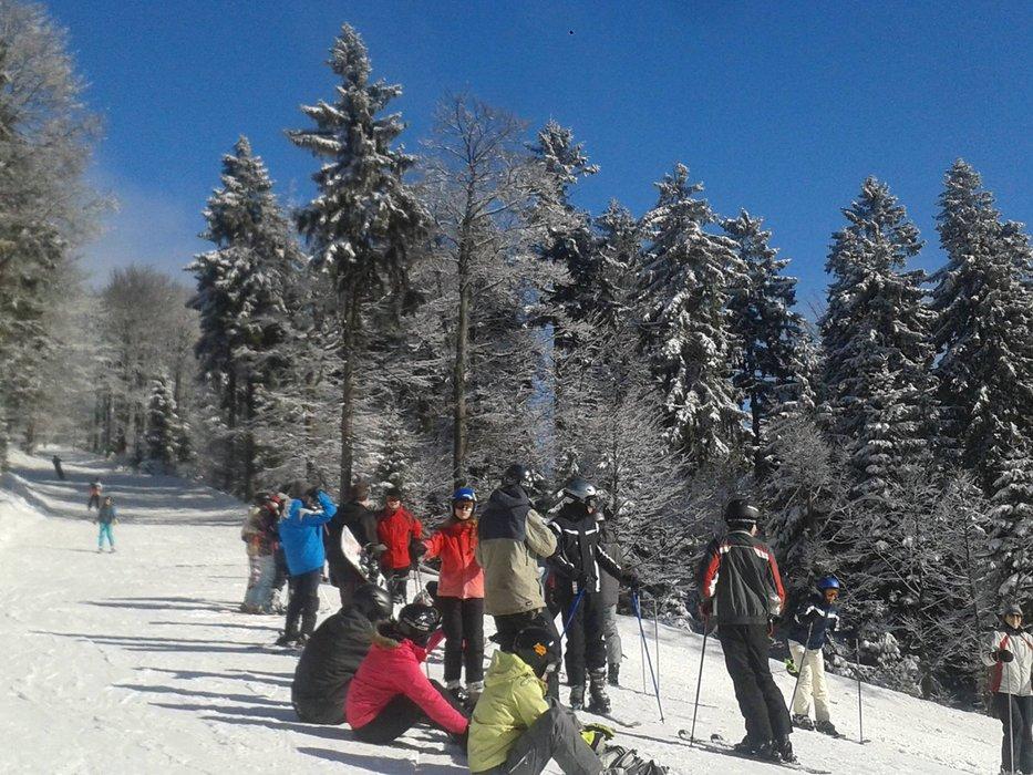 Skipark Červená Voda 10.2.2014