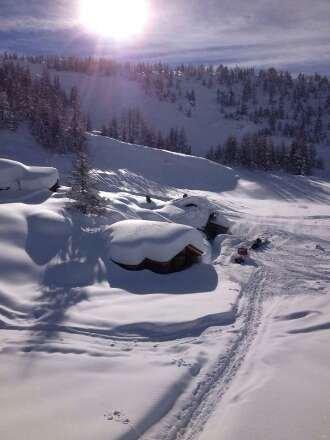 tantissima neve e tanta fresca! neve perfetta