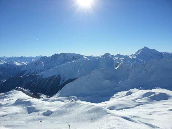 Top skiing in Ischgl!!!