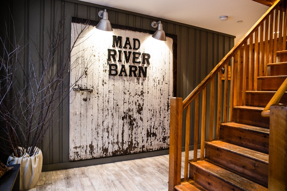 Owners, Andrew and Heather have done an exceptional job remodeling the MRB. - ©Liam Doran