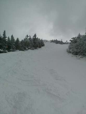 crazy powder 13 inches fri, 4 sat awesome but half the lifts shut down due to wind