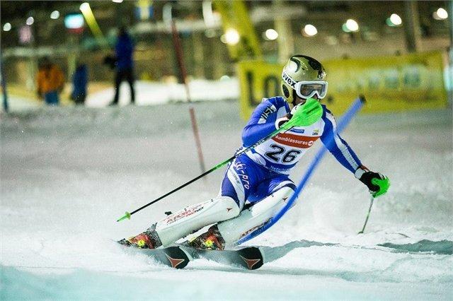 Many international ski teams train in the Dutch indoor centre SnowWorld Landgraaf in the summer - ©SnowWorld