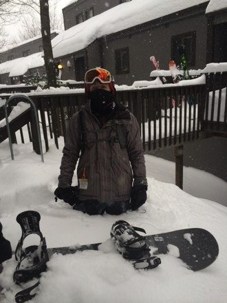 Winter storm pax !!! I'm standing btw and I'm 5'11