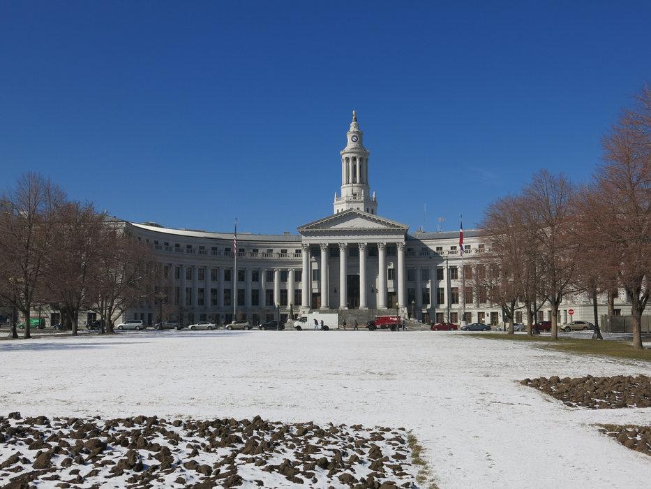 The City and County Building in Denver, Colorado - ©Micaela Romani