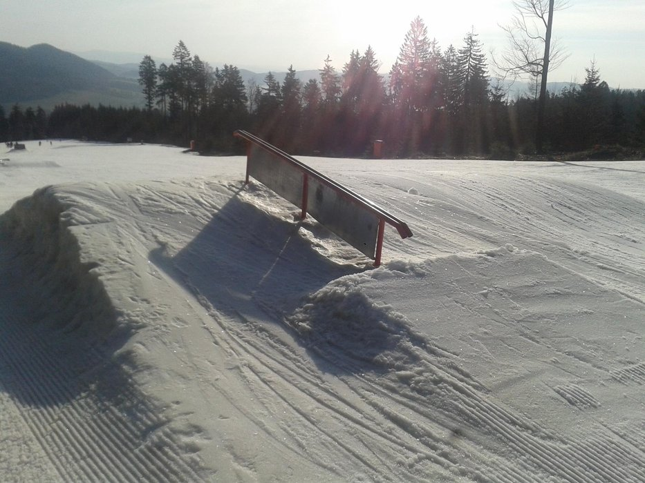 Snowpark Červená Voda